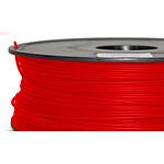 Filament PLA 1Kg pour imprimante 3D - Rouge fluo