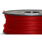 Filament ABS 1Kg pour imprimante 3D - Rouge flexible