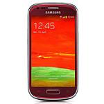 Samsung Galaxy SIII Mini Value Edition GT-I8200 Rouge 8 Go