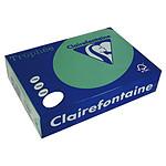 Clairefontaine Trophée Ramette de papier 250 feuilles A4 160g Vert Sapin