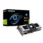 Gigabyte GV-NTITANZD5-12GD-B  - GeForce GTX TITAN Z 12 Go