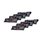G.Skill RipJaws 4 Series Noir 64 Go (8x 8 Go) DDR4 2400 MHz CL15