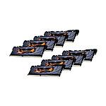 G.Skill RipJaws 4 Series Noir 64 Go (8x 8 Go) DDR4 2800 MHz CL15