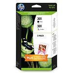 HP Combo Pack 301 - J3M81AE