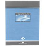 Conquérant Cahier de brouillon 17 x 22 48 pages Seyes 56g