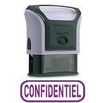 "Trodat Tampon ""Confidentiel"" violet"
