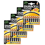 Duracell Plus Power AAA (32 unidades)