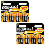 Duracell Plus Power AA (16 unidades)