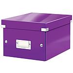 Leitz Click & Store boite de rangement petit format 7.4 litres Violet