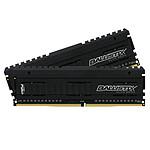 Ballistix Elite 8 Go (2 x 4 Go) DDR4 2666 MHz CL16
