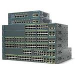 Cisco Catalyst 2960 PLUS 48 10/100 POE+ 2 1000 BT + 2 SFP LAN Lite - WS-C2960+48PST-S