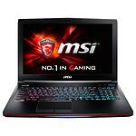 MSI GE62 2QF-015FR Apache Pro 4K