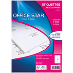 Office Star Etiquettes 105 x 57 mm x 1000
