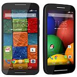 Motorola Moto X 2ème Génération 16 Go Noir + Moto E Noir OFFERT !