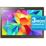 "Samsung Galaxy Tab S 10.5"" SM-T800 16 Go Bronze"