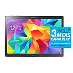 """Samsung Galaxy Tab S 10.5"""" SM-T800 16 Go Carbone"""