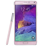 Samsung Galaxy Note 4 SM-N910 Rose 32 Go