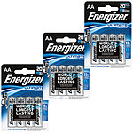 Energizer Ultimate Lithium AA (12 unidades)