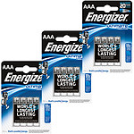 Energizer Ultimate Lithium AAA (par 12)