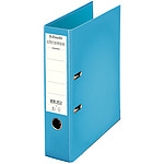 Esselte Archivador de palanca Chromos Plus 80mm Azul claro