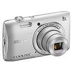Nikon Coolpix S3600 Argent