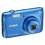 Nikon Coolpix S3700 Bleu