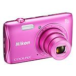 Nikon Coolpix S3700 Rose