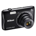 Nikon Coolpix S3700 Noir