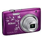 Nikon Coolpix S2900 Violet Line Art