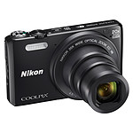 Nikon Coolpix S7000 Noir