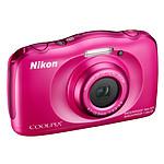 Nikon Coolpix S33 Rose