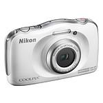 Nikon Coolpix S33 Blanc