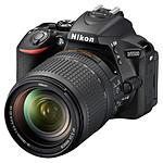 Nikon D5500 + AF-S DX NIKKOR 18-105mm