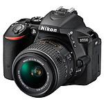 Nikon D5500 + AF-S DX NIKKOR 18-55mm