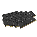 HyperX Predator Noir 64 Go (8x 8 Go) DDR4 2800 MHz CL14