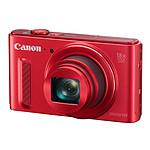 Canon PowerShot SX610 HS Rouge