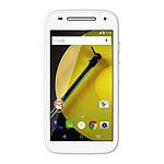 Motorola Moto E 4G Blanc
