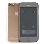 Puro Booklet Case Quick View Or iPhone 6 Plus
