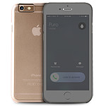 Puro Booklet Case Quick View Or iPhone 6