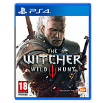 The Witcher III : Wild Hunt (PS4)