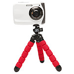 XSories Mini Deluxe Tripod Rouge