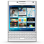 BlackBerry Passport AZERTY Blanc