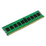 Kingston ValueRAM 4 Go DDR4 2133 MHz ECC REG CL15 SR X8