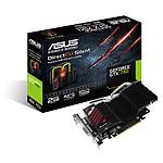 ASUS GTX750-DCSL-2GD5 - GeForce GTX 750 2 Go