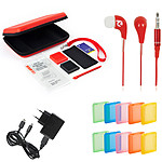 Under Control Deluxe Pack (Nintendo New 3DS XL) Rouge