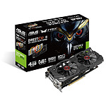 ASUS STRIX-GTX970-DC2-4GD5 - GeForce GTX 970 4 Go