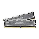 Ballistix Sport LT 8 Go (2 x 4 Go) DDR4 2400 MHz CL16