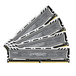 Ballistix Sport LT 32 Go (4 x 8 Go) DDR4 3000 MHz CL16 SR