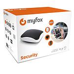 Myfox Pack HC2 Sécurité avec détecteurs anti-intrusion et télécommande