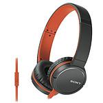 Sony MDR-ZX660AP Orange